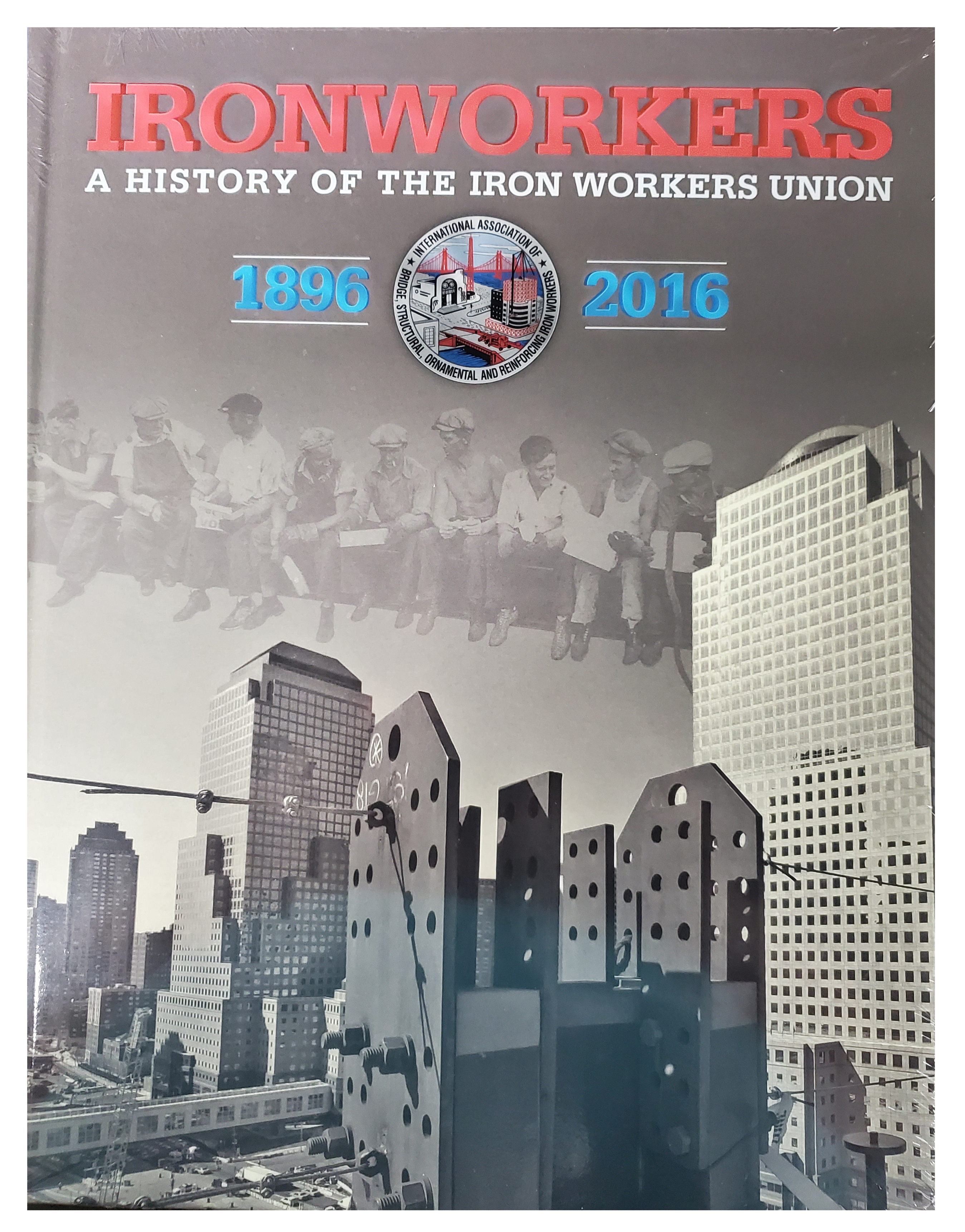 Iron Workers History Book